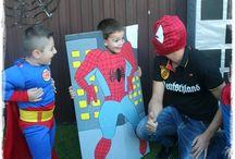 spiderman Ideias Para Festas