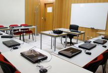 SolutionsOut / Our training rooms and meeting rooms.