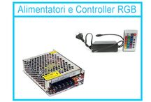 alimentatori e controller rgb