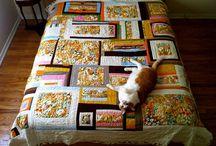 My quilt inspiration ideas