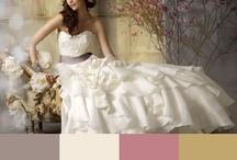 Wedding color palette - Wedding Colors