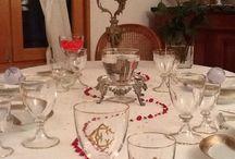 Joyeux Noël  / Table de Noël