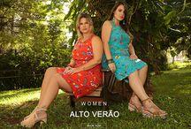 Plus size Alto Verão 2017 Feminino / Moda Plus size Feminina