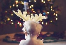 Photo enfant noël
