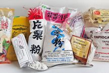 Info over levensmiddelen en keukenproducten