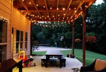 Backyard and porch ideas