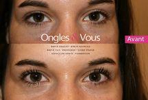 Beauté du Regard / Epilation au Fil, Micropigmentation, Extensions de Cils, Mascara semi-permanent,