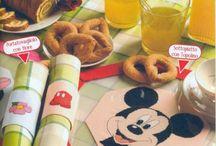 Mickey og venner julebrodderi
