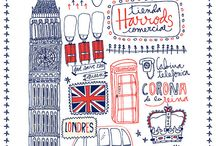 BRITAIN / a bunch of varieties about my love-to-visit country, Britain