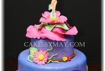 Birthday ideas / Cakes , cake pops, muffins etc