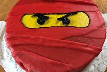 Torten und Pinata / fondant Torten und Piñata