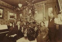Christmas 1800's