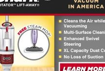 Shark Vacuums and Steam Mops