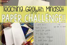 Growth mindset/PBL