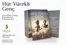Nureddin Yıldız Kitapları / Nureddin Yıldız hocamızın kaleme aldığı eserler.. Eserlere ulaşmak için..: www.tahlilyayinlari.com