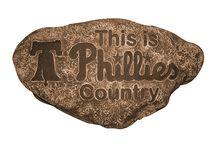 Phillies! Eagles! / GO PHILADELPHIA! / by Karen Foley