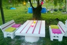Pallet Passion / Amazing things created with new or used pallets