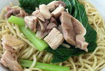 Food - Noodle and Meatball / Enak Banget