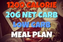 meal plans / by Christina Simmons