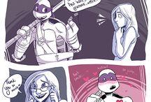 TMNT related stuff / Anything relating to Teenage Mutant Ninja Turtles