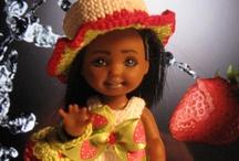 pro nejmenší panenky