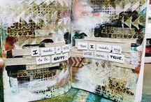Art Journaling / by Leah Sumner
