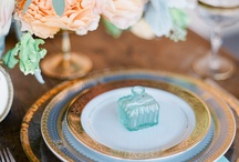 Something BLUE - Seaside Wedding Inspiration / Seaside Wedding Inspired in BLUE for your Tybee Beach Ceremony courtesy of Savannah Dream Weddings and Events