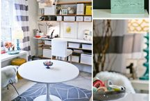 My Craft Room/Office / by The Reset Girl