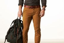 Men casual dressing