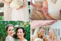 Mama na ślubie
