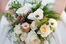 bouquet: winter / bridal bouquet ideas using winter flowers