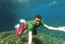 banyu biru natural water springs, pasuruan east java / amazing place