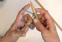 Knitting / by Shirley Bennett