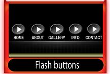 Flash buttons / Flash buttons templates