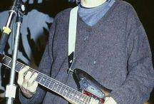 Cobain stylish as fuck