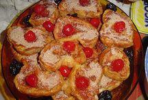 Comidas de Natal e Ano Novo / Os pratos típicos e as comidas mais tradicionais que são consumidas nos últimos dias do ano.