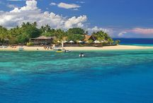 Castaway Island, Fiji  / Castaway Island, Fiji is everything you dream your island resort will be. Long stretches of soft white sand beaches fringe a turquoise lagoon abundant with colourful fish and vibrant coral reefs.