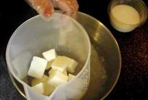 Soap-Making-Videos / Learn how to make your own soap.  These videos will show you how to make soap, and provides decorative tips on how to make your soap beautiful. / by Natures Garden