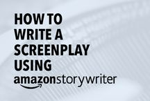 Screen writing