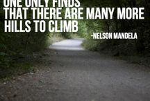 its all about the climb