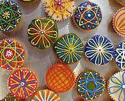 Cup cakes  / Razzle dazzle