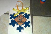 Cub Scout Ornaments