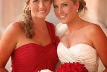 garnet wedding
