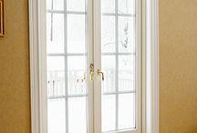 Fönster o dörrar