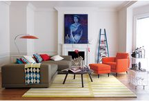 AES Living Rooms / by Anna Elisa