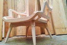 sedací nábytek - konstrukce