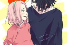 Sasusaku ♥ family