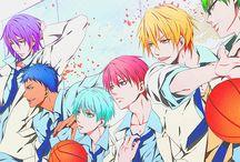 Kuroko no Basket (KNB)