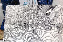 Drawings/doodles