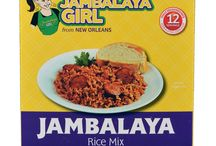 Made in New Orleans / A collection of our favorite products, including our line of Jambalaya Girl food products that are made in our hometown of New Orleans.